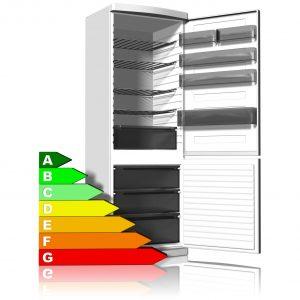 Energieeffizienz beim Kühlschrank