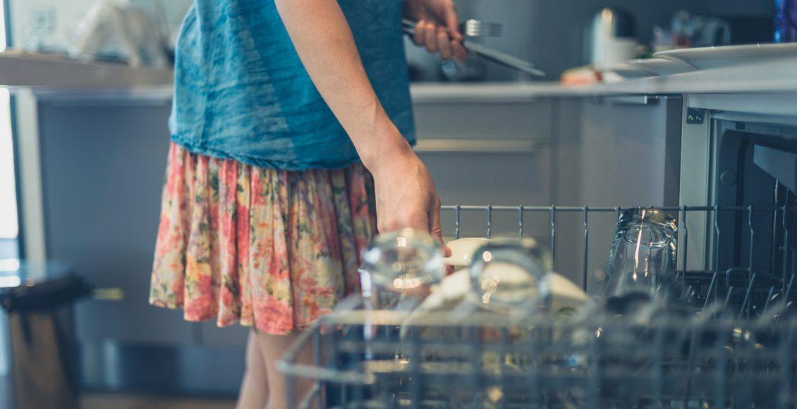 Was sollte man bei der Nutzung von Geschirrspülern beachten?