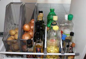 Mehr Platz in der Küche