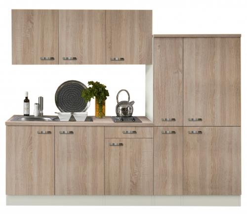 optifit k che mit e ger ten padua breite 240 cm. Black Bedroom Furniture Sets. Home Design Ideas