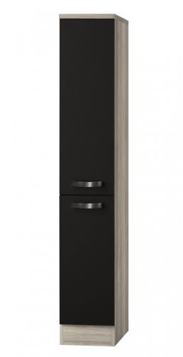 OPTIFIT Apothekerschrank »Faro«, grau, Breite 30 cm