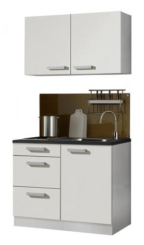 Optifit Miniküche mit E-Geräte »Oslo«, Breite 100 cm