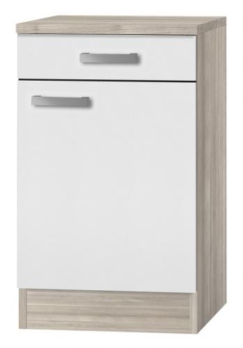 OPTIFIT Unterschrank »Genf«, weiß, Breite 50 cm
