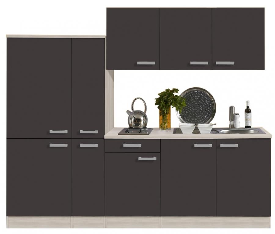 Optifit Küchenzeile Mit E Geräte »Faro«, Breite 240 Cm