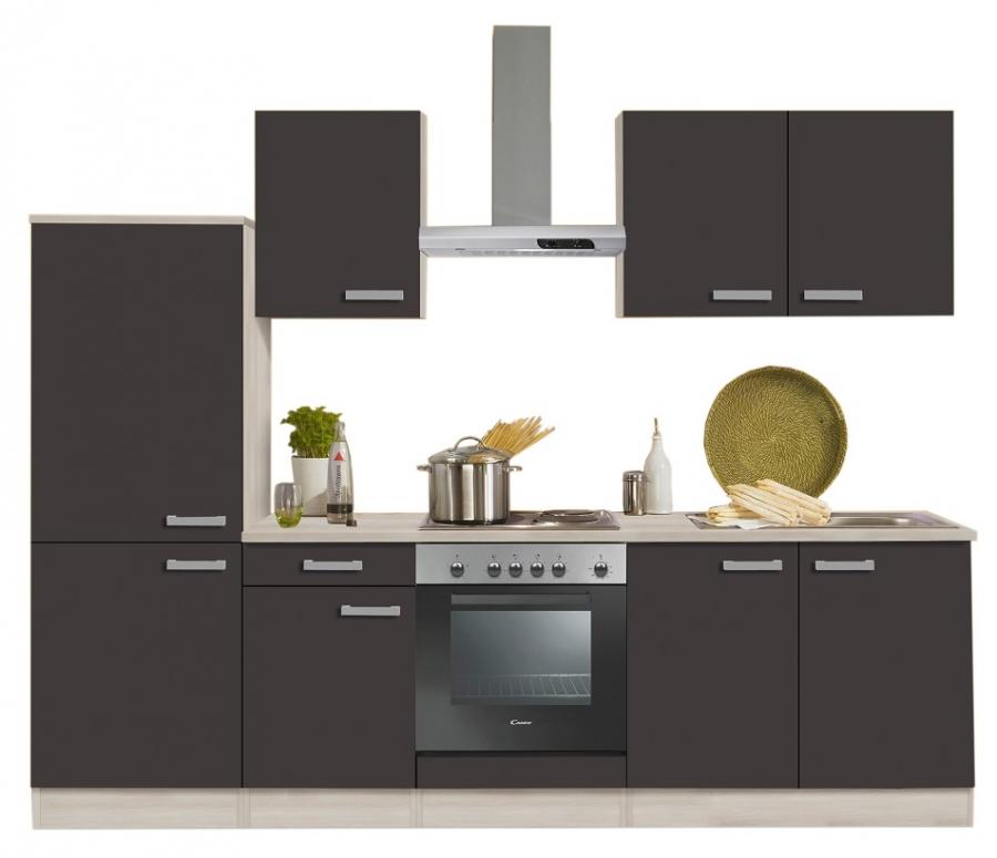 Optifit Küchenzeile Ohne E Geräten Breite 270 Cm