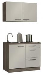 Optifit Miniküche mit E-Geräte »Arta«, Breite 100 cm