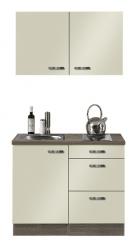 Optifit Miniküche mit E-Geräte »Rom«, Breite 100 cm