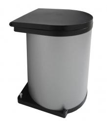 Optifit Küchenzeile mit E-Geräte »Genf«, Breite 210 cm, weiß