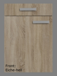OPTIFIT Singleküche »Mini«, Breite 150 cm Blau »Neapel«