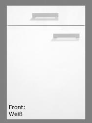 OPTIFIT Singleküche »Mini« inkl. E-Geräten, Breite 242 cm Blau »Genf«