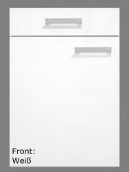 OPTIFIT Singleküche »Mini« inkl. E-Geräten, Breite 242 cm Blau »Oslo«