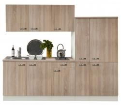 Optifit Küchenzeile mit E-Geräte »Padua«, Breite 240 cm