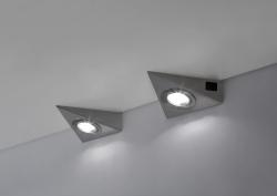 Optifit Küchenzeile ohne E-Geräte »Imola«, Breite 210 cm, rot