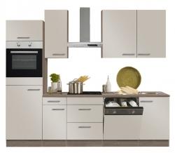 Optifit Küchenzeile ohne E-Geräte »Arta«, Breite 270 cm, beige