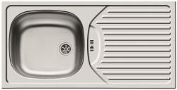 OPTIFIT Spülenschrank »Genf«, weiß, Breite 100 cm