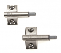 OPTIFIT Hängeschrank »Faro«, grau, Breite 100 cm