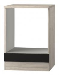 OPTIFIT Herdumbauschrank »Faro«, grau, Breite 60 cm