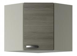 OPTIFIT Eck-Hängeschrank »Vigo«, Pinie, Breite 60 x 60 cm