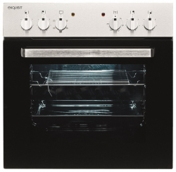 Optifit Küchenzeile mit E-Geräte »Oslo«, Breite 270 cm, weiß