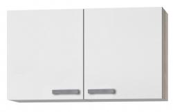 OPTIFIT Hängeschrank »Genf«, weiß, Breite 100 cm
