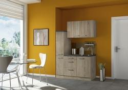 Optifit Miniküche mit E-Geräte »Zamora«, Breite 100 cm