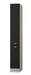 OPTIFIT Maxi Apothekerschrank »Faro«, grau, Breite 30 cm