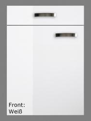 OPTIFIT Maxi-Hochschrank »Lagos«, weiß Seidenglanz, Breite 60 cm