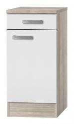 OPTIFIT Unterschrank »Genf«, weiß, Breite 40 cm