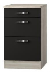 OPTIFIT Schubladen-Unterschrank »Faro«, grau, Breite 50 cm