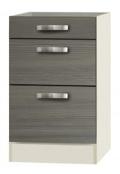 OPTIFIT Schubladen-Unterschrank ohne Arbeitsplatte »Vigo«, Pinie, Breite 50 cm