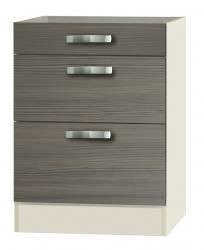 OPTIFIT Schubladen-Unterschrank ohne Arbeitsplatte »Vigo«, Pinie, Breite 60 cm