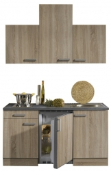 Optifit Miniküche mit E-Geräte »Vigo«, Breite 150 cm